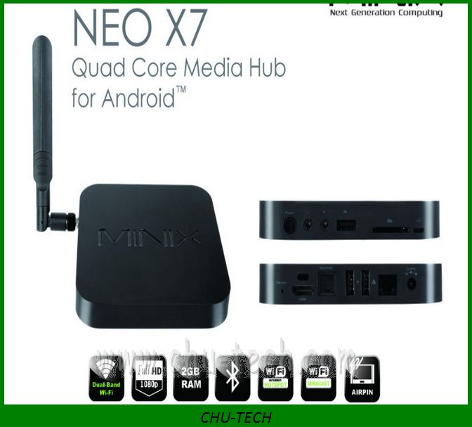 Купить Android Tv Box Minix Neo X7