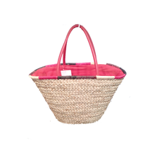 Wholesale cheap French style seagrass straw bag