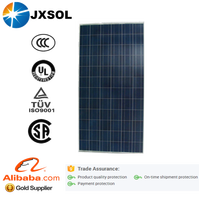Cheapest price 300Watt photovoltaic poly solar panel for home system