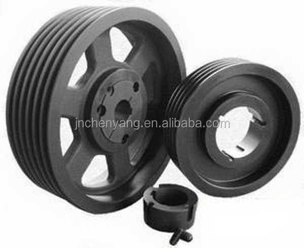 Modern best sell electric motors timing V belt pulley