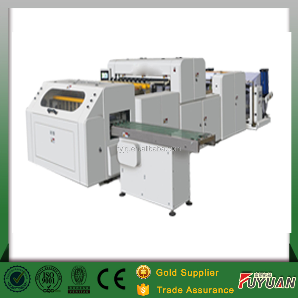 automatic a4 a3 paper sheets making machine price a4 paper cutting machine
