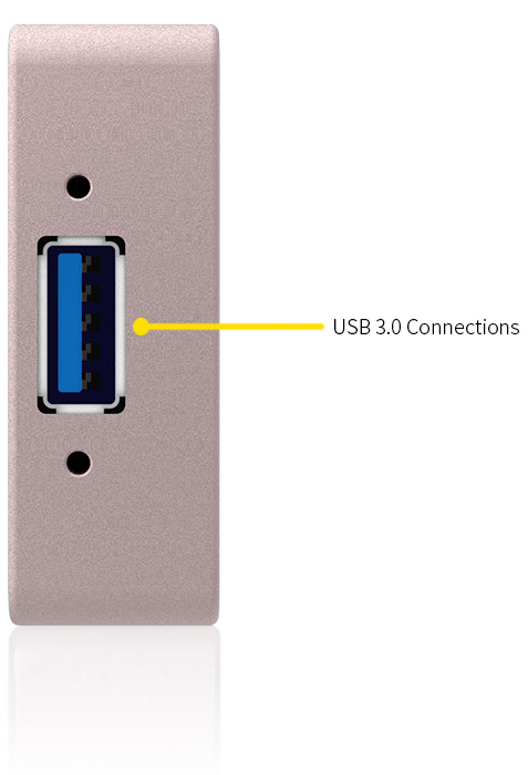 SEETEC metal case mini signal converter USB capture card