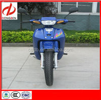 110cc Classical Automatic Passenger CUB Motorcycle For Adult