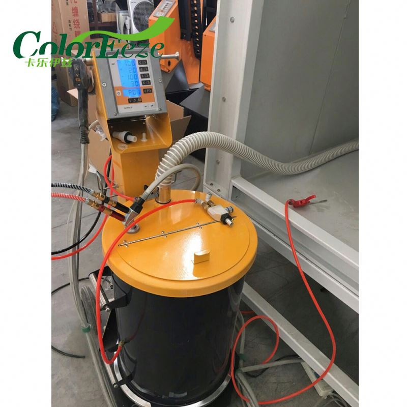 National High-Tech Enterprise CLE-2F Electrostatic Powder Coating For Automatic Spray Gun