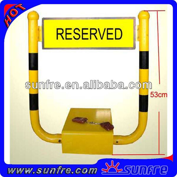 Automatic parking barrier, Car parking barrier