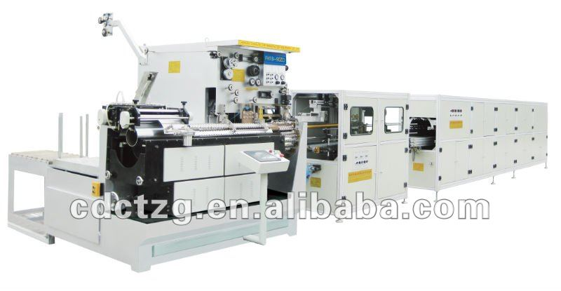 18L rectangle can making machine/line