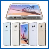 C&T Ultra Slim Thin TPU Rubber Soft Back Clear Cover Protective Skin Case for Samsung Galaxy S7 Edge