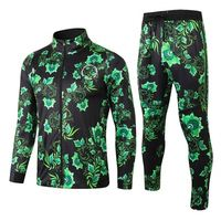 New Season Football Soccer Training Suit Wholesale Nigeria Soccer Tracksuit Jacket for Men