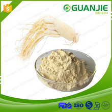 High Quality Ginseng Root Extract ginsenoside 80%