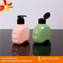 child cosmetic package plastic liquid soap bottle