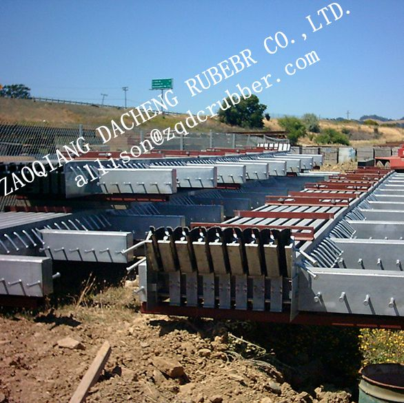 Modular Bridge Expansion joint/Stainless Steel Expansion Joints/Metal Expansion Joints for bridge and highway