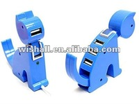 cute cat shape hub usb