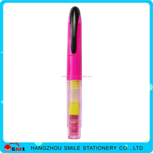 ABS Plastic Material Gel Pen's Ink Feature rainbow gel ink pen