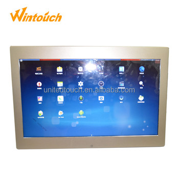15.6 inch Quad core CPU RK3188 1.8GHz android touch all in one pc computer with multi touch capacitive screen