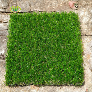 New design 4 tones chinese made landscaping artificial grass synthetic lawn with cheap price
