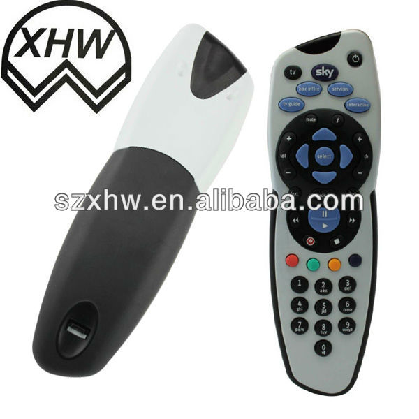 Sky Remote Control Replacement in White/New style UK market remote codes