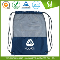 Wholesale Mesh Mini Bag Drawstring Backpack