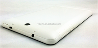 China supplier 3G quad core tablet 3G google android tablet raw material