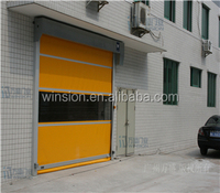 pvc curtain for water proof roll up door