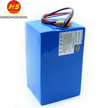Rechargeable high quality 48v 50ah lithium battery pack li-ion battery pack ebike 48v for electric scooter with charger