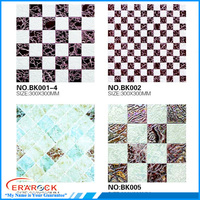 2015 Floor Tiles Standard Size 12x12 Polished Crystal Tile