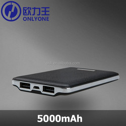 Portable Mobile Power Bank 5000 Mah Charger,Manual for Power Bank,Ultra Slim Power Bank for iPhone/Portable Mobile Power Bank