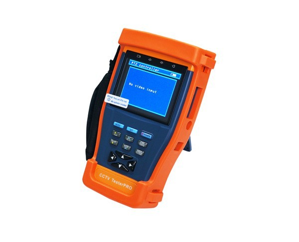 "Audio test/ Cable test /Video Level test/RS485 Data analyst 3.5"" digital TFT-LCD ,320 x 240 Camera Tester PRO(ST-983)"
