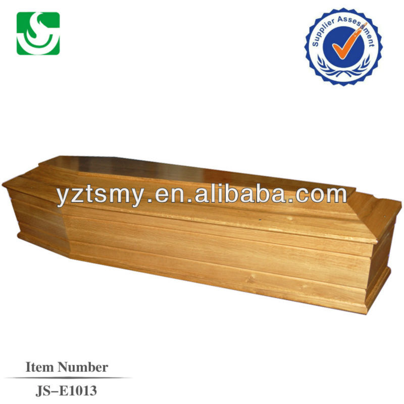 Funeral decoration interior for cheap coffin