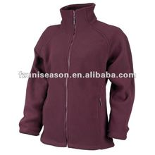 Polar Plain Navy Fleece Jackets