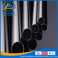 High Quality Low Price 316L 321 Stainless Steel Weld Pipe
