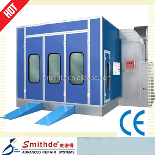 saico spray booth/automobile spray booth/car oven