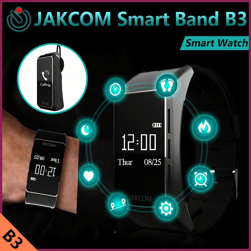Jakcom B3 Smart Watch 2017 New Product Of Mobile Phones Hot Sale With Bluboo Maya Hand Watch Mobile Phone Price Telefonos