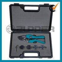 T03C-5D high quality hand crimping tool set