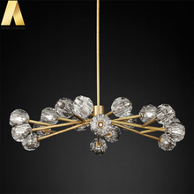 Wholesale big k9 luxury modern led lighting crystal chandelier for living room or hotel
