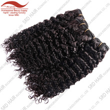 factory directly supply quality raw unprocessed kinky curly virgin indian hair