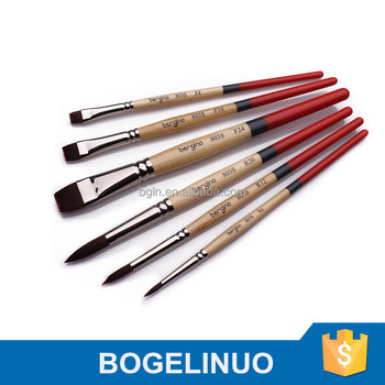 803S Superior Fine Nylon Art Brushes Manufacturer In China