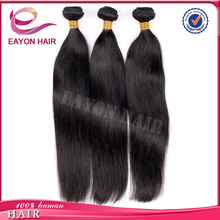 Eayon low price big stock 3 pieces lots 14 16 18 straight brazilian hair