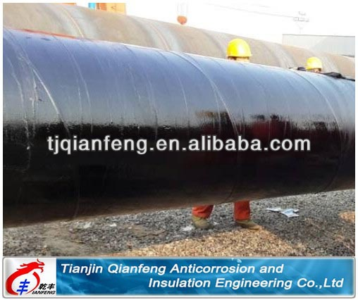 tianjin supply external epoxy coal tar pitch steel pipe