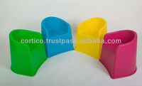 Plastic children chair