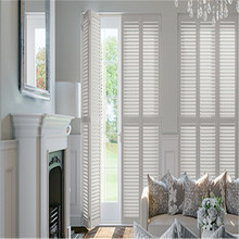 Wholesale cheap folding exterior window shutters