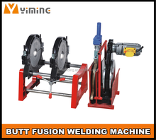 250mm hdpe pipe butt fusion welding machine manual welder