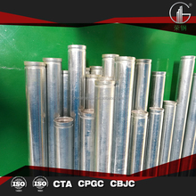 Galvanized steel pipe carbon steel tube construction building materials