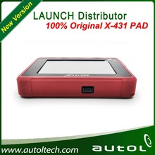LAUNCH Professional Auto scanner Diagnostic tool X-431 PAD launch x431 PAD 3G WIFI with Best Price