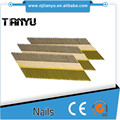 34 or 28degree Clipped Head framing paper strip naills