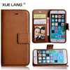 multifunctional cell phone case for iPhone 6s, for iPhone 6s leather case,mobile phone case