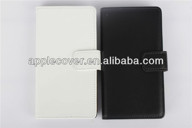 Luxury PU Leather Flip Cover Wallet Case for Sony Xperia Z L36H