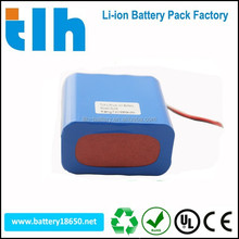 Highly Recommend 18650 14.8V 5200mAH Li ion Medical defibrillator battery
