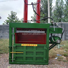 Good price hydraulic compressed balers / bale packaging machine / straw and grass balling press machine