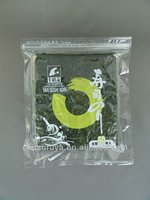 dried seaweed chips
