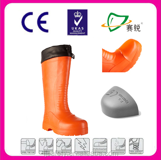 neoprene fishing rain boots